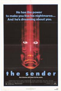 The Sender - 27 x 40 Movie Poster - Style A