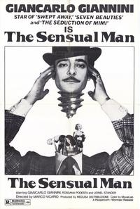 The Sensual Man - 11 x 17 Movie Poster - Style A
