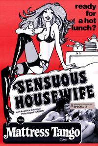 The Sensuous Housewife - 27 x 40 Movie Poster - Style A