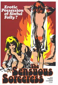 The Sensuous Sorceress - 11 x 17 Movie Poster - Style A