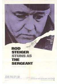 The Sergeant - 11 x 17 Movie Poster - Style A