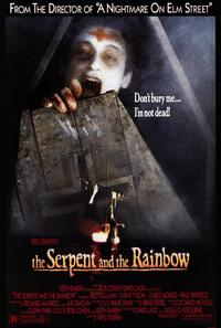 The Serpent and the Rainbow - 11 x 17 Movie Poster - Style A