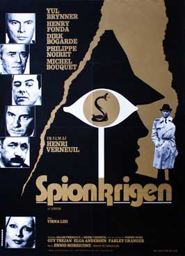 Serpent - 27 x 40 Movie Poster - Danish Style A