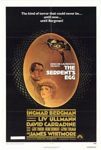 The Serpent's Egg - 27 x 40 Movie Poster - Style A