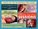 The Sessions - DS British Quad 30 x 40 - Style A