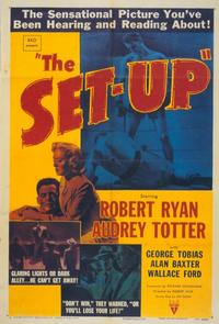 The Set-Up - 11 x 17 Movie Poster - Style B