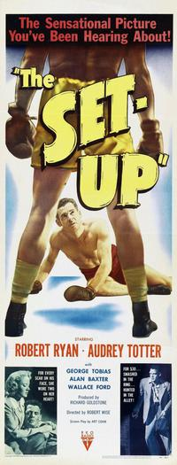 The Set-Up - 14 x 36 Movie Poster - Insert Style A