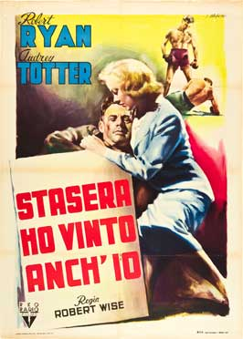 The Set-Up - 27 x 40 Movie Poster - Italian Style A