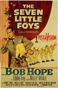The Seven Little Foys - 11 x 17 Movie Poster - Style A