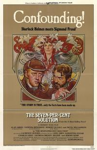 The Seven-Per-Cent Solution - 11 x 17 Movie Poster - Style A