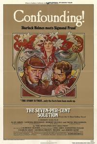 The Seven-Per-Cent Solution - 27 x 40 Movie Poster - Style A