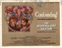 The Seven-Per-Cent Solution - 22 x 28 Movie Poster - Half Sheet Style A