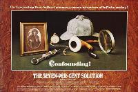 The Seven-Per-Cent Solution - 30 x 40 Movie Poster UK - Style A