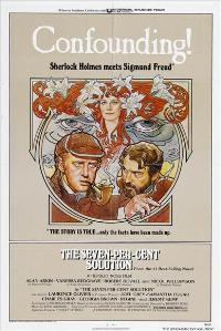 The Seven-Per-Cent Solution - 43 x 62 Movie Poster - Bus Shelter Style A