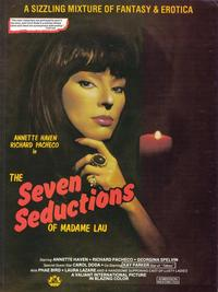 The Seven Seductions of Madame Lau - 11 x 17 Movie Poster - Style A