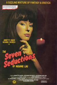 The Seven Seductions of Madame Lau - 27 x 40 Movie Poster - Style A