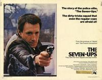The Seven-Ups - 22 x 28 Movie Poster - Half Sheet Style A