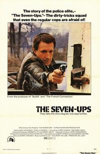 The Seven-Ups - 27 x 40 Movie Poster - Style A