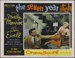 The Seven Year Itch - 11 x 14 Movie Poster - Style B