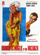 The Seven Year Itch - 27 x 40 Movie Poster - Italian Style A