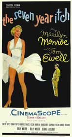 The Seven Year Itch - 20 x 40 Movie Poster - Style A