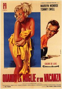 The Seven Year Itch - 11 x 17 Movie Poster - Style C