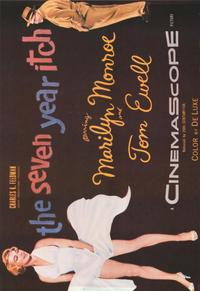 The Seven Year Itch - 11 x 17 Movie Poster - Style G