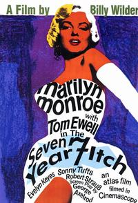 The Seven Year Itch - 43 x 62 Movie Poster - Bus Shelter Style C