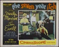 The Seven Year Itch - 11 x 14 Movie Poster - Style A