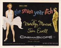 The Seven Year Itch - 11 x 14 Movie Poster - Style C