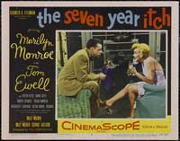 The Seven Year Itch - 11 x 14 Movie Poster - Style D