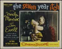 The Seven Year Itch - 11 x 14 Movie Poster - Style E