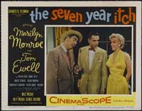 The Seven Year Itch - 11 x 14 Movie Poster - Style F