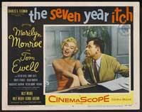 The Seven Year Itch - 11 x 14 Movie Poster - Style G