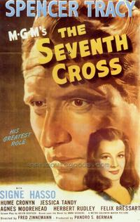 The Seventh Cross - 43 x 62 Movie Poster - Bus Shelter Style A