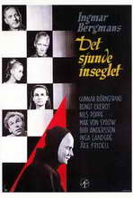The Seventh Seal - 27 x 40 Movie Poster - Foreign - Style A