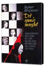 The Seventh Seal - 11 x 17 Poster - Foreign - Style A - Museum Wrapped Canvas