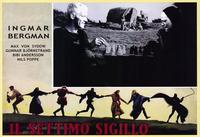 The Seventh Seal - 11 x 17 Movie Poster - Italian Style A