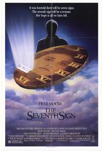 The Seventh Sign - 27 x 40 Movie Poster - Style A