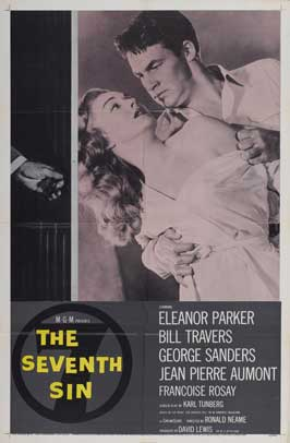 The Seventh Sin - 11 x 17 Movie Poster - Style A
