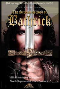 The Seventh Sword of Bathrick - 11 x 17 Movie Poster - Style A