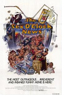 The Sex O'Clock News - 11 x 17 Movie Poster - Style A