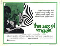 The Sex of Angels - 22 x 28 Movie Poster - Half Sheet Style A
