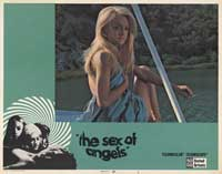 The Sex of Angels - 11 x 14 Movie Poster - Style E