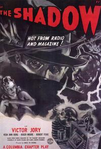 The Shadow - 27 x 40 Movie Poster - Style A