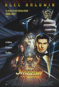 The Shadow - 27 x 40 Movie Poster - Spanish Style A
