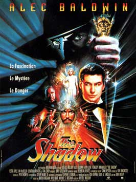The Shadow - 11 x 17 Movie Poster - French Style A