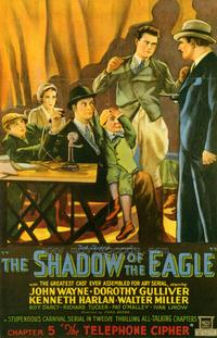 The Shadow of the Eagle - 27 x 40 Movie Poster - Style A