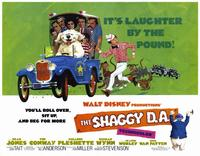 The Shaggy D.A. - 11 x 14 Movie Poster - Style A