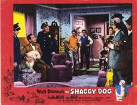 The Shaggy Dog - 11 x 14 Movie Poster - Style F